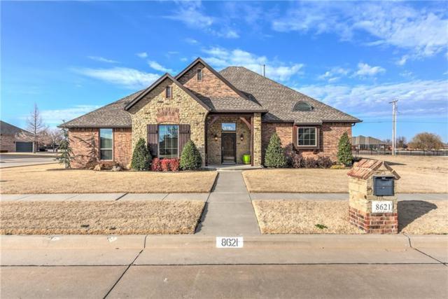 8621 NW 70th Street, Oklahoma City, OK 73132 (MLS #807518) :: Wyatt Poindexter Group