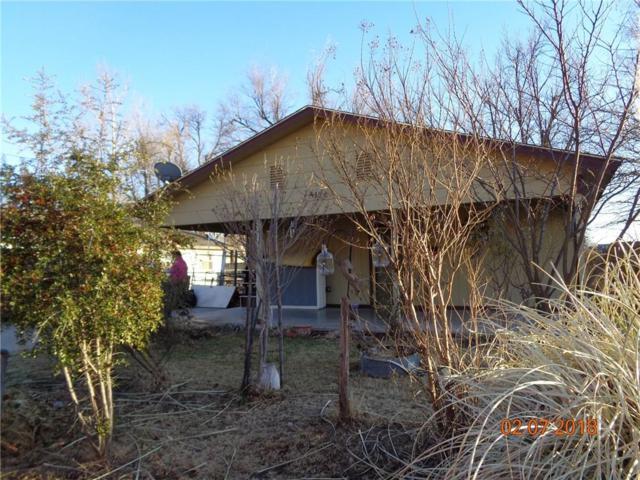 436 W Harrison, Mangum, OK 73554 (MLS #807519) :: Wyatt Poindexter Group