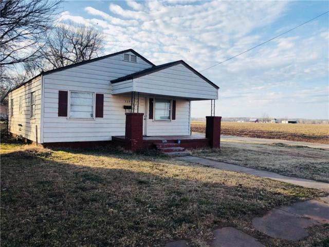 529 N Elm, Pauls Valley, OK 73075 (MLS #807524) :: Wyatt Poindexter Group
