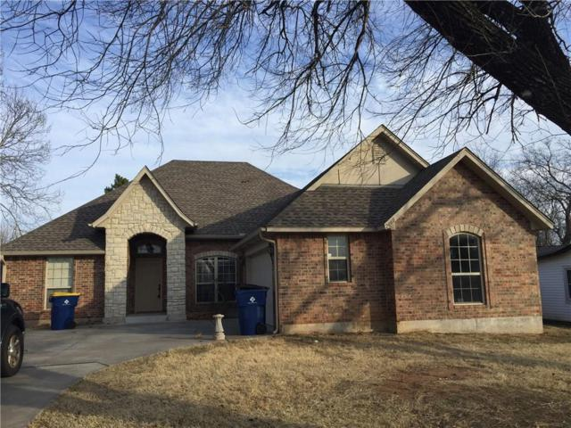 2660 Clarke Street, Choctaw, OK 73020 (MLS #807536) :: Wyatt Poindexter Group