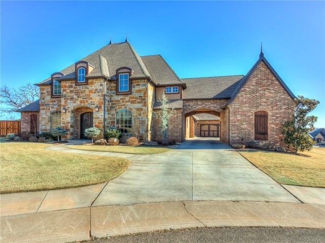 2300 Silver Spur Court, Edmond, OK 73034 (MLS #807540) :: Barry Hurley Real Estate