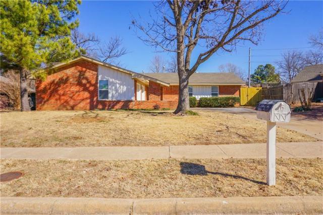 1809 Aiken Court, Norman, OK 73071 (MLS #807566) :: Wyatt Poindexter Group
