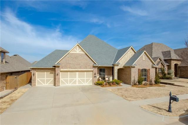 6005 NW 156th Street, Edmond, OK 73013 (MLS #807573) :: Barry Hurley Real Estate
