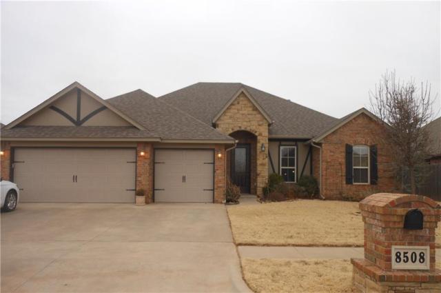 8508 NW 112, Oklahoma City, OK 73162 (MLS #807576) :: Wyatt Poindexter Group