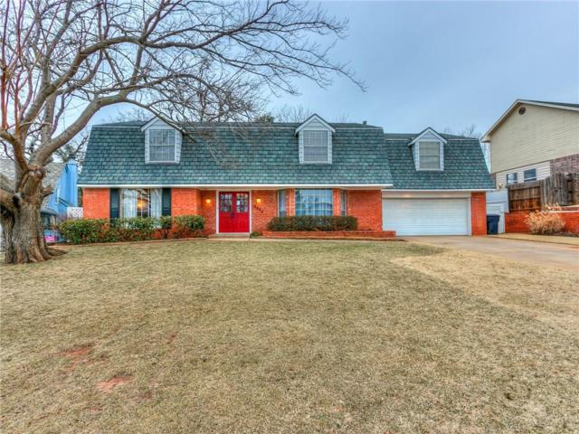 6404 Ellen Lane, Oklahoma City, OK 73132 (MLS #807608) :: Barry Hurley Real Estate