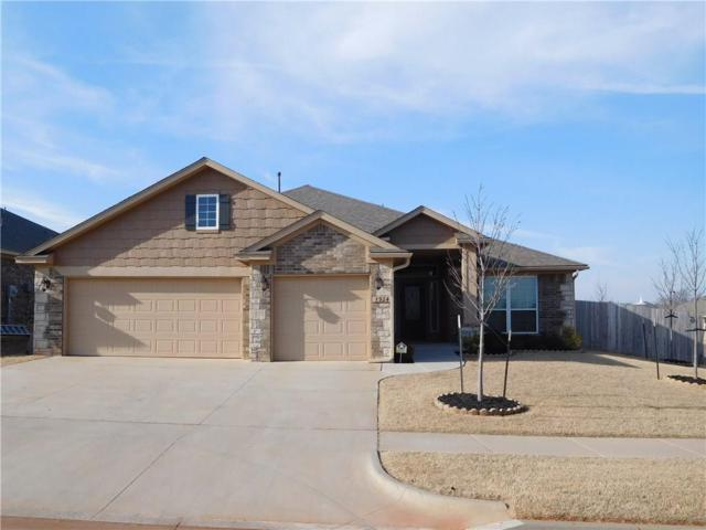 3924 Painted Bird Lane, Norman, OK 73071 (MLS #807617) :: Wyatt Poindexter Group