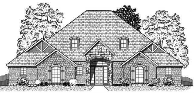 16213 Silver Spring Drive, Choctaw, OK 73020 (MLS #807643) :: Wyatt Poindexter Group