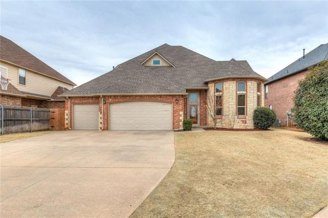 800 Erinova Drive, Yukon, OK 73099 (MLS #807664) :: Erhardt Group at Keller Williams Mulinix OKC