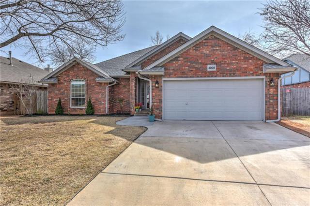3008 SW 126th Street, Oklahoma City, OK 73170 (MLS #807672) :: Wyatt Poindexter Group