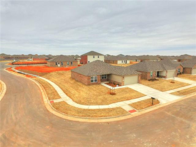 4820 Fieldstone Drive, Oklahoma City, OK 73179 (MLS #807695) :: Wyatt Poindexter Group