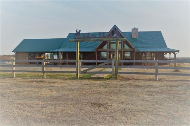 24860 Ecr 1550, Maysville, OK 73057 (MLS #807698) :: Erhardt Group at Keller Williams Mulinix OKC