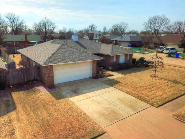 510 Telstar, Norman, OK 73069 (MLS #807700) :: Wyatt Poindexter Group