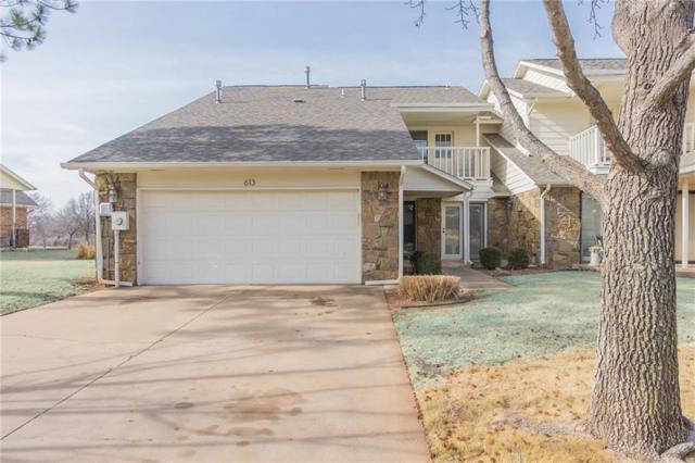613 Doe Trail, Edmond, OK 73012 (MLS #807705) :: KING Real Estate Group