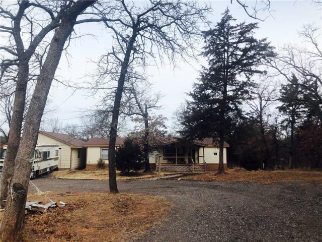 2574 Bramblewood, Edmond, OK 73034 (MLS #807716) :: Erhardt Group at Keller Williams Mulinix OKC