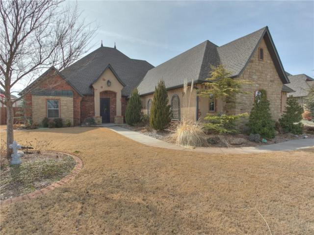 616 E Victoria, Mustang, OK 73064 (MLS #807717) :: Wyatt Poindexter Group
