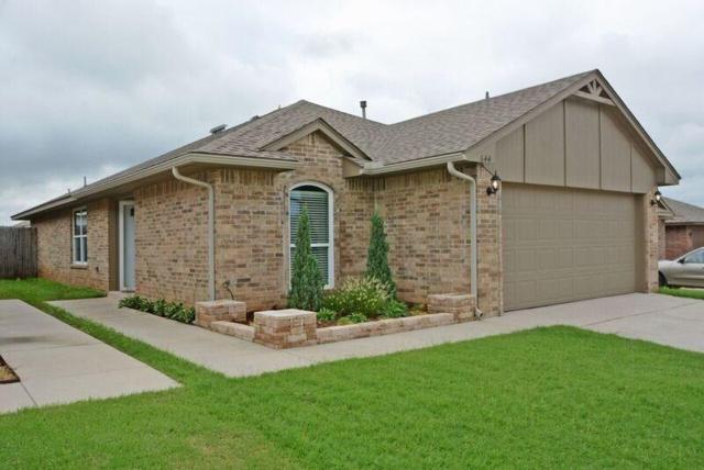 644 37th Street, Moore, OK 73160 (MLS #807725) :: Barry Hurley Real Estate
