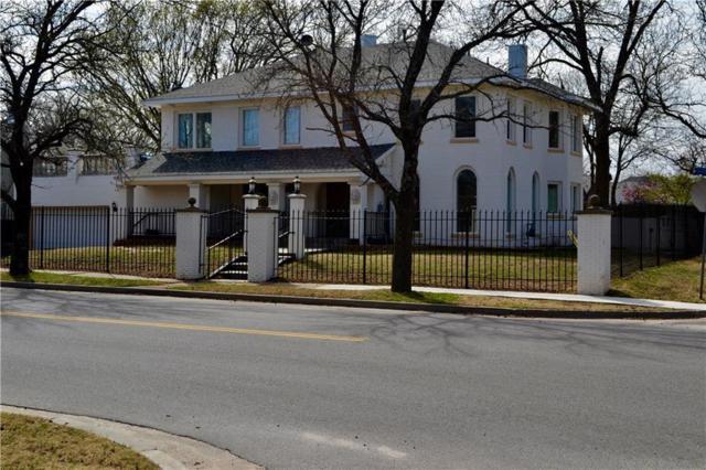 2130 N Broadway, Shawnee, OK 74804 (MLS #807754) :: KING Real Estate Group