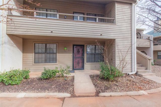 11130 N Stratford Drive #323, Oklahoma City, OK 73120 (MLS #807758) :: Wyatt Poindexter Group