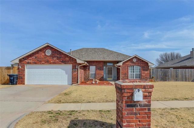 2300 Port Rush Drive, Moore, OK 73160 (MLS #807767) :: Barry Hurley Real Estate
