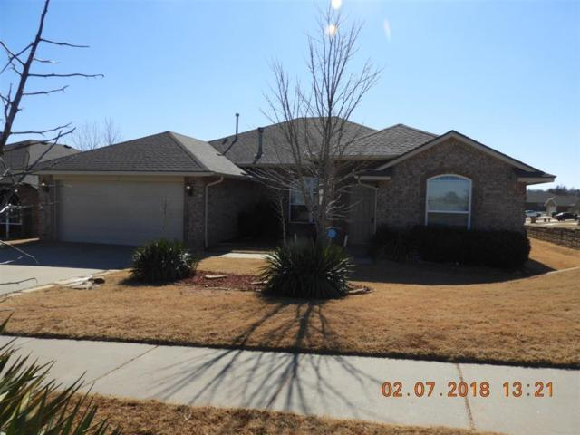 10802 Turtle Back Drive, Midwest City, OK 73130 (MLS #807773) :: Wyatt Poindexter Group