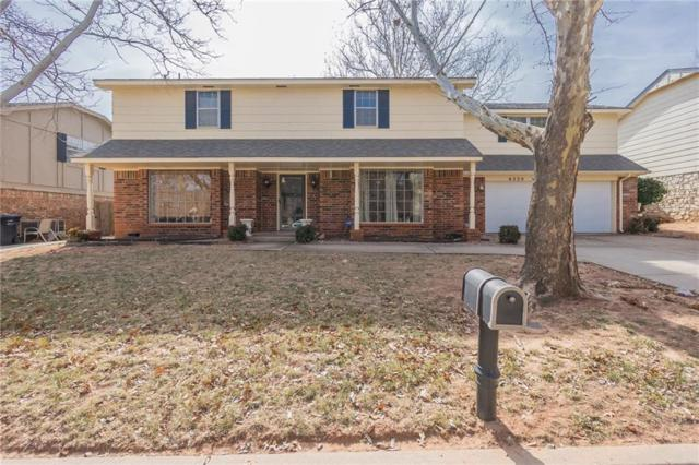6220 Olde Harwick Circle, Oklahoma City, OK 73162 (MLS #807776) :: Erhardt Group at Keller Williams Mulinix OKC