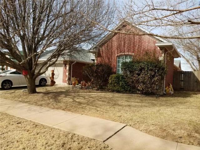 8513 NW 121st Street, Oklahoma City, OK 73162 (MLS #807807) :: Wyatt Poindexter Group
