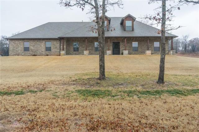 16135 Timbers Drive, Oklahoma City, OK 73165 (MLS #807822) :: Wyatt Poindexter Group