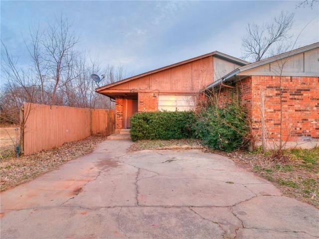4602 Creek Court, Oklahoma City, OK 73135 (MLS #807854) :: Wyatt Poindexter Group