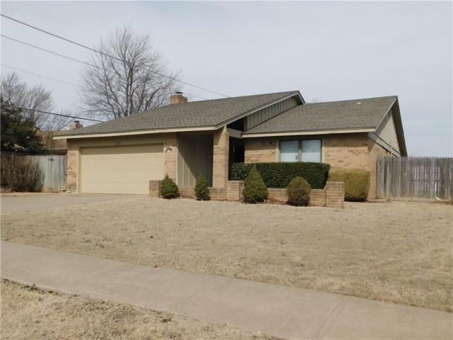 2441 SW 95th Street, Oklahoma City, OK 73159 (MLS #807866) :: Barry Hurley Real Estate