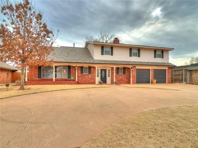 12704 Saint Andrews Drive, Oklahoma City, OK 73120 (MLS #807867) :: Wyatt Poindexter Group
