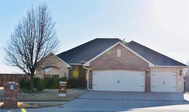5120 126th Street, Oklahoma City, OK 73173 (MLS #807870) :: Wyatt Poindexter Group