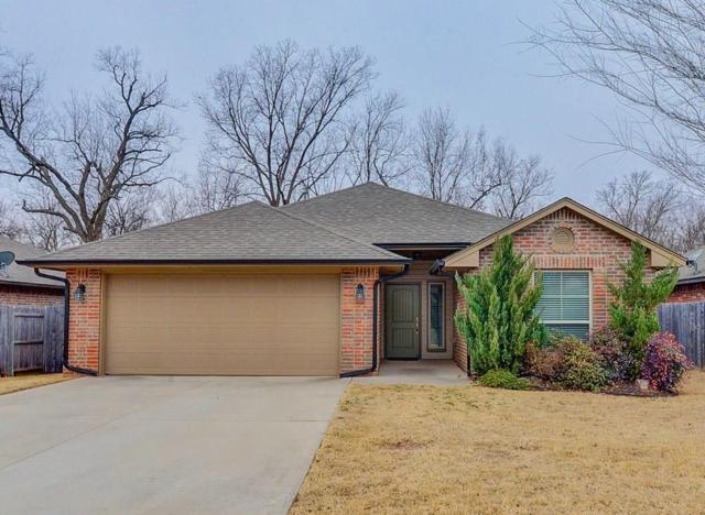 3004 Woodcrest Creek Drive, Norman, OK 73071 (MLS #807923) :: Barry Hurley Real Estate