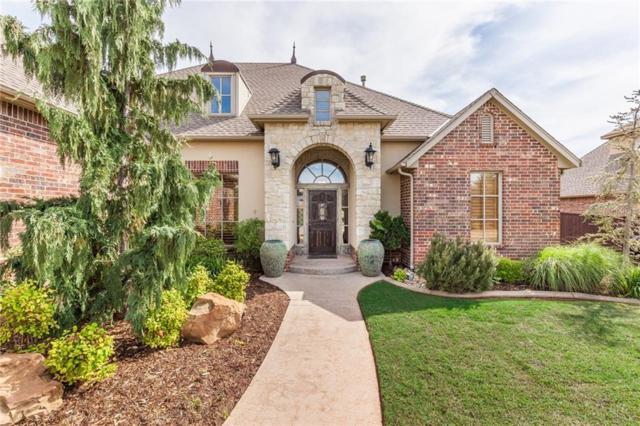 16725 Rainwater Trail, Edmond, OK 73012 (MLS #807949) :: Barry Hurley Real Estate