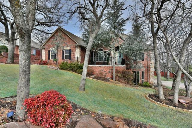 3417 Fox Hill Terrace, Edmond, OK 73034 (MLS #807967) :: Homestead & Co