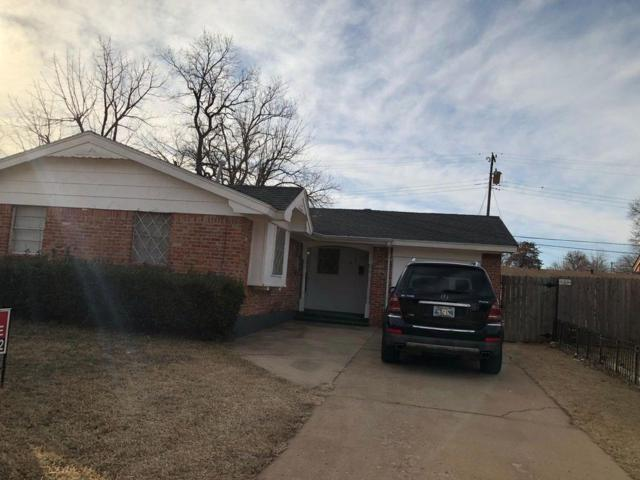 3332 Greenbrier Terrace, Del City, OK 73115 (MLS #807970) :: Wyatt Poindexter Group