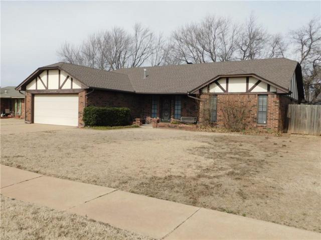 2609 SW 93rd Street, Oklahoma City, OK 73159 (MLS #807977) :: Barry Hurley Real Estate