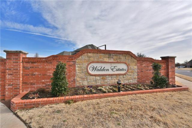3409 Walden Estates, Oklahoma City, OK 73179 (MLS #807993) :: Barry Hurley Real Estate