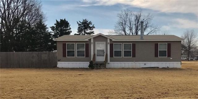 501 Oak Avenue, Aline, OK 73716 (MLS #808004) :: Erhardt Group at Keller Williams Mulinix OKC