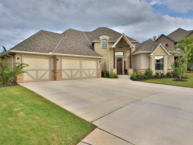 3308 Doningham Court, Edmond, OK 73034 (MLS #808013) :: Wyatt Poindexter Group