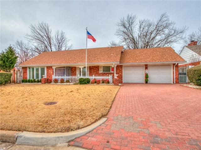 3124 Nw 54th Street, Oklahoma City, OK 73112 (MLS #808029) :: Wyatt Poindexter Group
