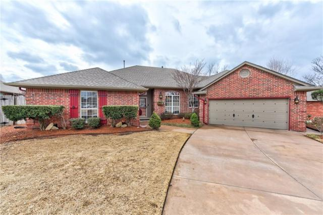 600 Harrier Hawk, Edmond, OK 73003 (MLS #808030) :: Barry Hurley Real Estate