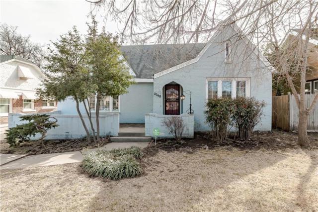 2048 NW 22nd Street, Oklahoma City, OK 73106 (MLS #808035) :: Wyatt Poindexter Group