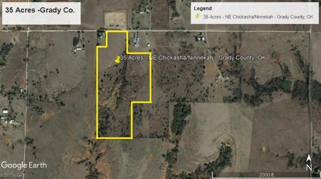 County Road 1380, Chickasha, OK 73018 (MLS #808052) :: Erhardt Group at Keller Williams Mulinix OKC