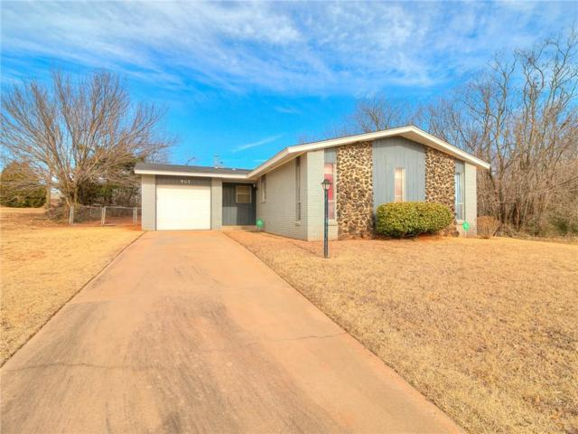9113 NE 45th Street, Spencer, OK 73084 (MLS #808055) :: Barry Hurley Real Estate