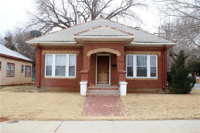 524 W W 3rd St, Elk City, OK 73644 (MLS #808060) :: KING Real Estate Group