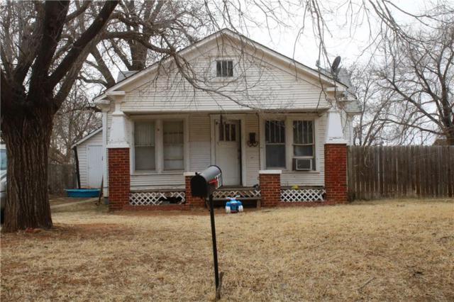 611 N Jefferson Ave, Elk City, OK 73644 (MLS #808061) :: Homestead & Co