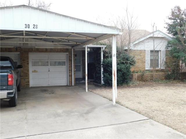 3028 N Zedna Drive, Oklahoma City, OK 73107 (MLS #808070) :: Barry Hurley Real Estate