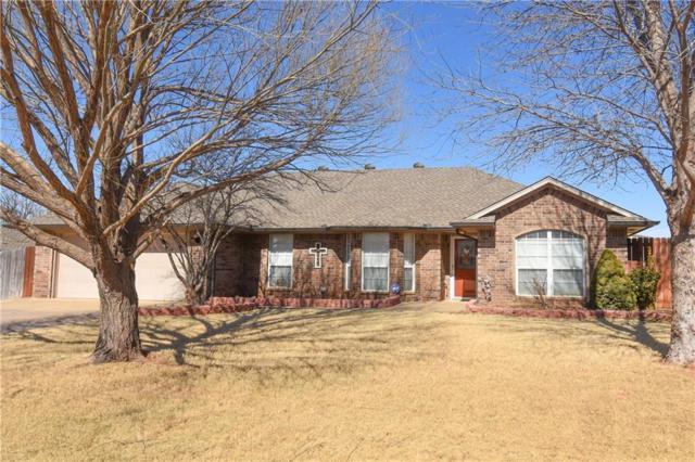 133 Calhoon, Elk City, OK 73644 (MLS #808077) :: Barry Hurley Real Estate