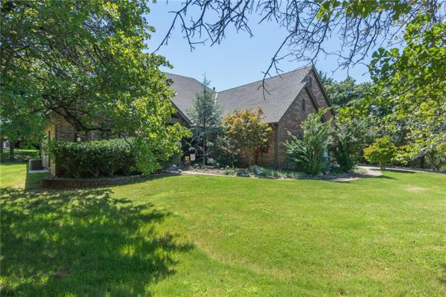 1950 Arbor Valley Drive, Edmond, OK 73025 (MLS #808092) :: Wyatt Poindexter Group