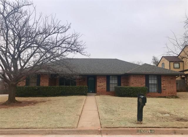 13416 Inverness Avenue, Oklahoma City, OK 73120 (MLS #808132) :: Barry Hurley Real Estate